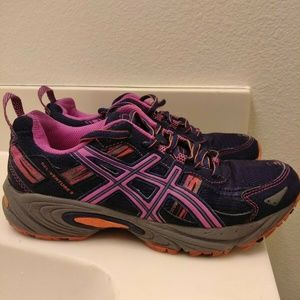 Women ASICS Gel-Venture 5 Running Shoes Size 6